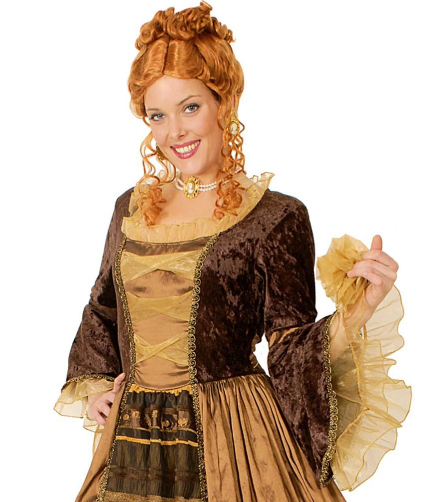 kost m lady anne barock rokoko maskenball barockkleid fasching karneval kost me co. Black Bedroom Furniture Sets. Home Design Ideas