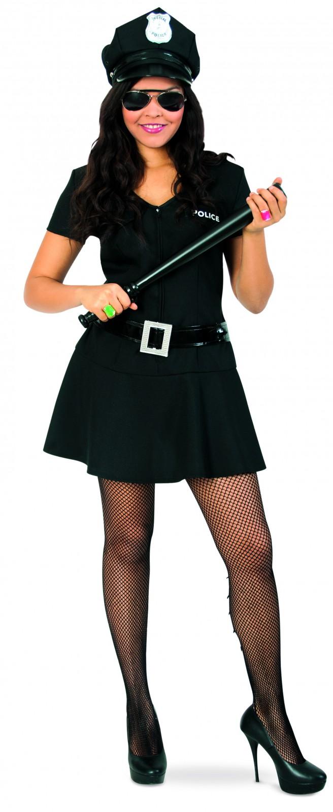 kinder kost m polizistin sexy police girl polizei. Black Bedroom Furniture Sets. Home Design Ideas